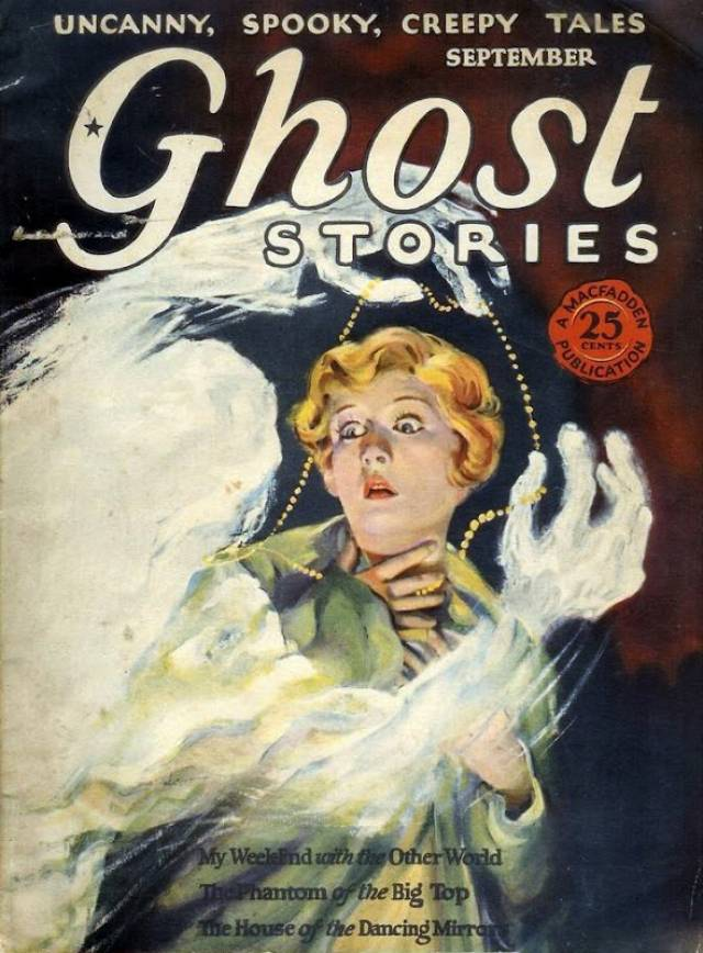 Some Ghost Stories, di A.M. Burrage